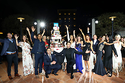 June 19, 2017 - Monte-Carlo, Monaco - Monte-Carlo, Monaco, 18/06/2017 - 57th Monte-Carlo Television Festival..30th Anniversary of 'The Bold and the Beautiful' party during the Monte-Carlo Television Festival, at the Monte-Carlo Bay hotel with Darin Brooks, Reign Edwards, Rome Flynn, Pierson Fode, Courtney Hope, Katherine Kelly Lang, Jacqueline Mac Innes Wood, Don Diamont, Heather Tom and executive producer Bradley Bell. # 30EME ANNIVERSAIRE DE 'AMOUR, GLOIRE ET BEAUTE' (Credit Image: © Visual via ZUMA Press)