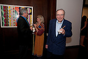 MIKE HANLEY; EVELYN MAYERSON;  DON MAYERSON; , Galen and Hilary Weston host the opening of Beatriz Milhazes Screenprints. Curated by Iwona Blazwick. The Gallery, Windsor, Vero Beach, Florida. Miami Art Basel 2011