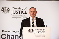 Crispin Blunt MP, Conservative Reigate, former Parliamentary Under Secretary of State for Prisons and Youth Justice.