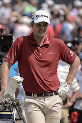 August 9, 2018 - Town And Country, Missouri, U.S - JUSTIN ROSE from England during round one of the 100th PGA Championship on Thursday, August 8, 2018, held at Bellerive Country Club in Town and Country, MO (Photo credit Richard Ulreich / ZUMA Press) (Credit Image: © Richard Ulreich via ZUMA Wire)