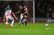 Lee Cattermole of Sunderland (6) passes the ball during the EFL Sky Bet League 1 match between Doncaster Rovers and Sunderland at the Keepmoat Stadium, Doncaster, England on 23 October 2018.