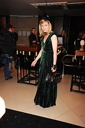 ROISIN MURPHY at the 2008 British Fashion Awards held at the Lawrence Hall, Westminster, London on 25th November 2008.