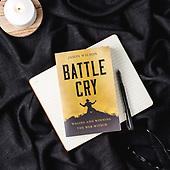 """September 21, 2021 - WORLDWIDE: Jason Wilson """"Battle Cry"""" Book Release"""