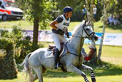 LUHMÜHLEN - Longines CCI5*-L/CCI4*-S Meßmer Trophy<br /> Deutsche Meisterschaften 2021<br /> <br /> PRICE Tim (NZL), Ascona M<br /> Teilprüfung Gelände/Cross Country<br /> LONGINES CCI5*-L<br /> <br /> Luhmühlen, Turniergelände<br /> 19. June 2021<br /> © www.sportfotos-lafrentz.de/Stefan Lafrentz