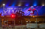 Superdome At Superbowl