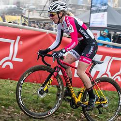 2020-01-01 Cycling: dvv verzekeringen trofee: Baal: Alicia Franck