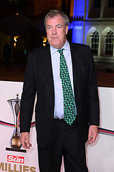 Jeremy Clarkson arriving at The Millies 2016, Guildhall, London. Picture Credit Should Read: Doug Peters/EMPICS Entertainment