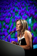 6th IAS Conference on HIV Pathogenesis, Treatment and Prevention (IAS 2011) Conference in Rome, Italy, held in the Auditorium Parco della Musica..MOSA02.Controversies in HIV Cure Research..Photo shows: Sharon Lewin speaking..Photo©IAS/Steve Forrest/Workers' Photos