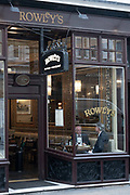 Rowleys steak house on the 26th September 2019 in London in the United Kingdom.