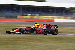 July 14, 2017 - Silverstone, Great Britain - Motorsports: FIA Formula One World Championship 2017, Grand Prix of Great Britain, .#33 Max Verstappen (NLD, Red Bull Racing) (Credit Image: © Hoch Zwei via ZUMA Wire)