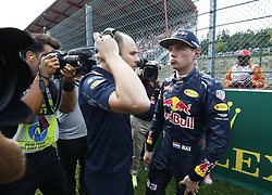 August 28, 2016 - Spa Francorchamps, Belgium - Motorsports: FIA Formula One World Championship 2016, Grand Prix of Belgium, .#33 Max Verstappen (NLD, Red Bull Racing) (Credit Image: © Hoch Zwei via ZUMA Wire)