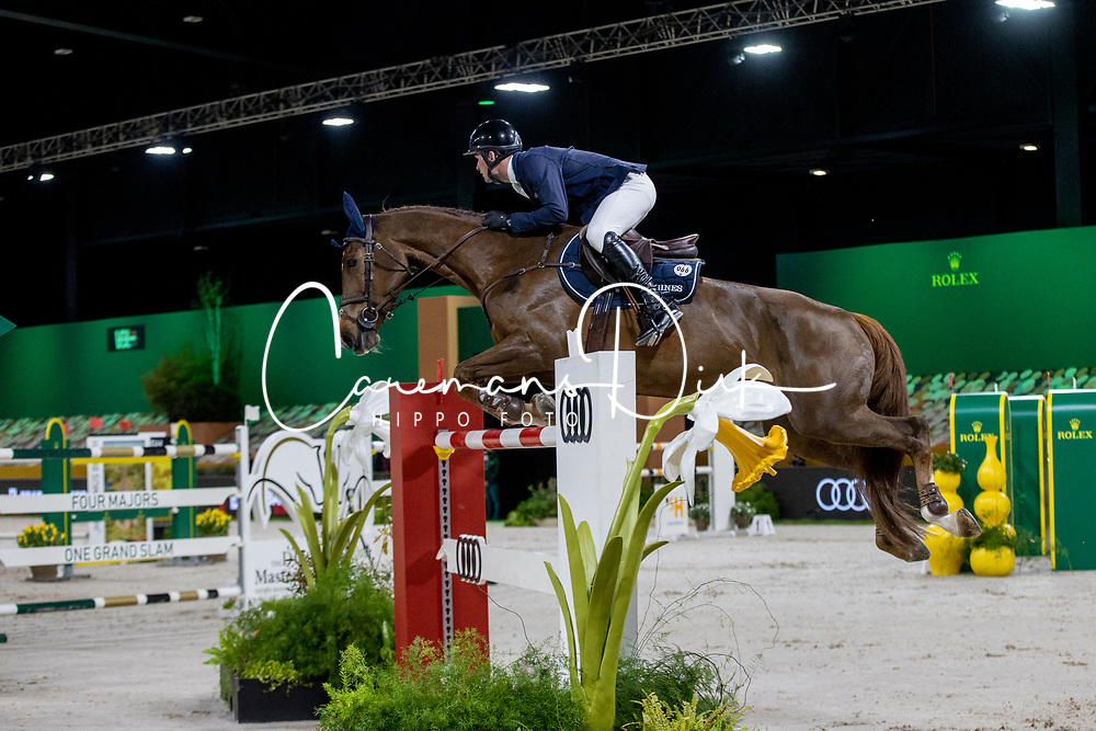 Balsinger Bryan, SUI, Twentytwo Des Biches<br /> The Dutch Masters - 's Hertogenbosch 2021<br /> Rolex Grand Slam of Show Jumping<br /> © Dirk Caremans<br />  25/04/2021