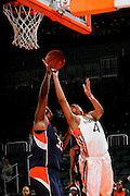 2009 University of Miami Women's Basketball vs Auburn