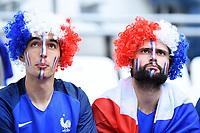 Tifosi Francia Supporters France<br /> Marseille 15-06-2016 Stade du Velodrome <br /> Football Euro2016 France - Albania / Francia - Albania Group Stage Group A<br /> Foto Massimo Insabato / Insidefoto