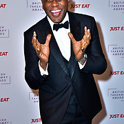 Ainsley Harriott attend the British Takeaway Awards 2020 on 27th January 2020, Savoy Hotel, Strand, London, UK.