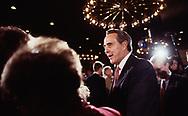 Senator Bob Dole campaigning in New Hamshire. in January 1988<br /><br />Photograph ny Dennis Brack. bb78