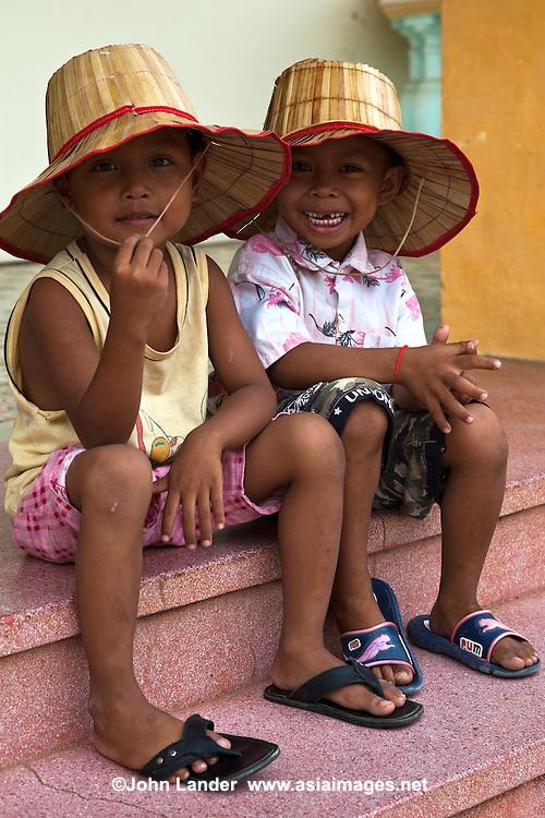 Cambodian Kids, Phnom Penh