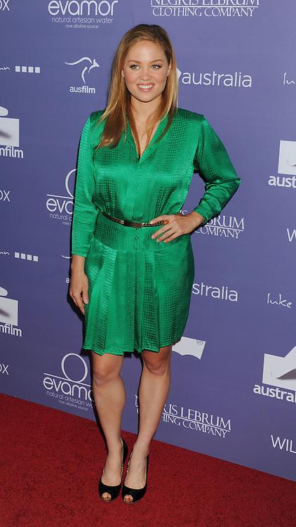 CENTURY CITY, CA - JUNE 27: Erika Christensen arrives at the 8th Annual Australians In Film Breakthrough Awards & Benefit Dinner at InterContinental Hotel on June 27, 2012 in Century City, California.