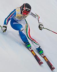 21.01.2011, Tofana, Cortina d Ampezzo, ITA, FIS World Cup Ski Alpin, Lady, Cortina, SuperG, im Bild Johanna Schnarf (ITA, #5) // Johanna Schnarf (ITA) during FIS Ski Worldcup ladies SuperG at pista Tofana in Cortina d Ampezzo, Italy on 21/1/2011. EXPA Pictures © 2011, PhotoCredit: EXPA/ J. Groder