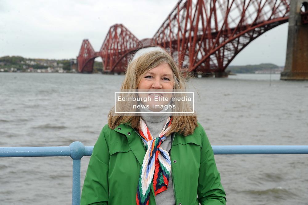 Scottish Greens Lothian Candidate, Alison Johnstone.<br /> <br /> (c) David Wardle   Edinburgh Elite media