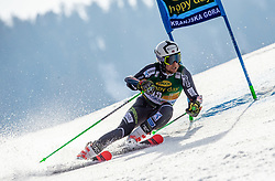 WINDINGSTAD Rasmus of Norway competes during the Audi FIS Alpine Ski World Cup Men's Giant Slalom 58th Vitranc Cup 2019 on March 9, 2019 in Podkoren, Kranjska Gora, Slovenia. Photo by Matic Ritonja / Sportida