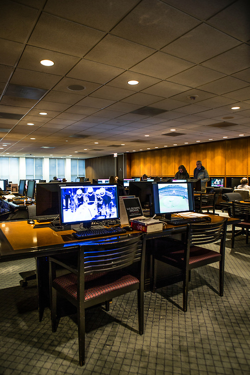 The archives of the Paley Center for Media.