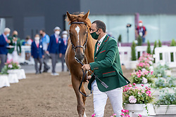 Al Ahrach Ali, MAR, Usa De Riverland, 363<br /> Olympic Games Tokyo 2021<br /> © Hippo Foto - Dirk Caremans<br /> 31/07/2021