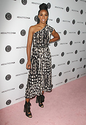 BeautyconLA Festival, Day 2 at The Los Angeles Convention Center in Los Angeles, California on 8/13/17. 13 Aug 2017 Pictured: Kelly Rowland. Photo credit: River / MEGA TheMegaAgency.com +1 888 505 6342