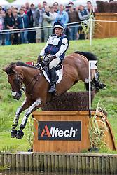 Bruce Davidson Jr, (USA), Ballynoe Castle RM - Eventing Cross - Alltech FEI World Equestrian Games™ 2014 - Normandy, France.<br /> © Hippo Foto Team - Leanjo De Koster