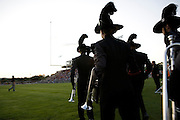 The Oregon Marching Band competes in Traverse City, Michigan on July 11, 2009.