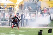 American Football: European League of Football, Hamburg Sea Devils - Berlin Thunder, Hamburg, 11.07.2021<br /> Justin Rogers (Sea Devils)<br /> © Torsten Helmke