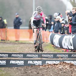 12-01-2020: Wielrennen: NK Veldrijden: Rucphen <br />Manon Bakker (Swifterband)