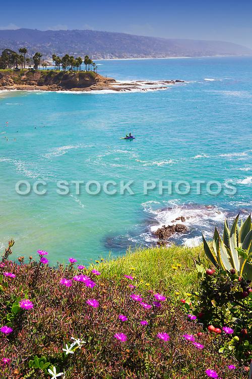 Laguna Beach California Stock Photo