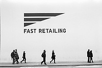 Fast Retailing on Fifth Avenue and 56th street; New York City