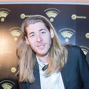 NLD/Hilversum/20180125 - Gouden RadioRing Gala 2017, Frank van der Lende