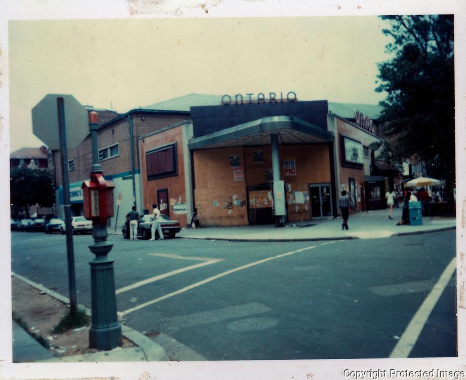 1700 Columbia Rd NW Adams Morgan, Washington DC 1986