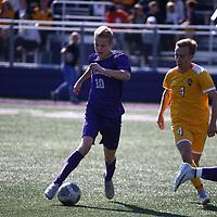 Men's Soccer: University of St. Thomas (Minnesota) Tommies vs. Gustavus Adolphus College Gusties