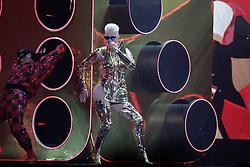 May 4, 2018 - Mexico City, Mexico - Katy Perry performs in Mexico City. (Credit Image: © El Universal via ZUMA Wire)