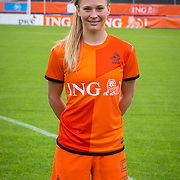 NLD/Velsen/20130701 - Selectie Nederlands Dames voetbal Elftal, Claudia van Heiligenberg