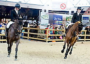 Sergio Alvarez and Marta Ortega in the Amsterdam Rai in the netherlands