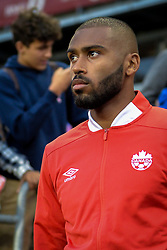 September 3, 2017 - Toronto, Canada - Anthony Jackson-Hamel before the Canada-Jamaica Men's International Friendly match at BMO Field in Toronto, Canada, on 2 September 2017. (Credit Image: © Anatoliy Cherkasov/NurPhoto via ZUMA Press)