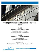 Chicago Financial Institutions Conference 2018