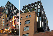 Architecture Photography Montreal: Contemporary condos in CHelsea District, New York City, NYC, Manhattan, USA