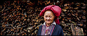 Traditional Woman, Sapa, Vietnam