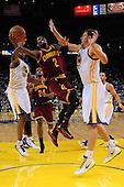 20121107 - Cleveland Cavaliers @ Golden State Warriors