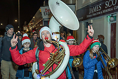 Portobello Christmas Street Festival, Edinburgh, 6 December 2018