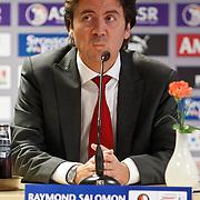 NLD/Rotterdam/20100919 - Voetbalwedstrijd Feyenoord - Ajax 2010, Raymond Salomon