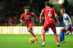 Bobby Reid of Bristol City - Mandatory by-line: Dougie Allward/JMP - 05/11/2016 - FOOTBALL - Ashton Gate - Bristol, England - Bristol City v Brighton and Hove Albion - Sky Bet Championship