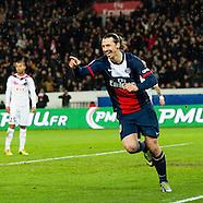 Paris Saint-Germain v FC Girondins de Bordeaux 310114
