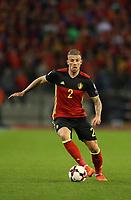 20170325 - Brussels, Belgium / Fifa WC 2018 Qualifying match : Belgium vs Greece / <br />Toby ALDERWEIRELD<br />European Qualifiers / Qualifying Round Group H /  <br />Picture by Vincent Van Doornick / Isosport